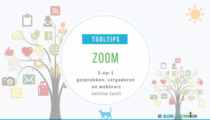 TOOLTIP | Zoom (online tool)